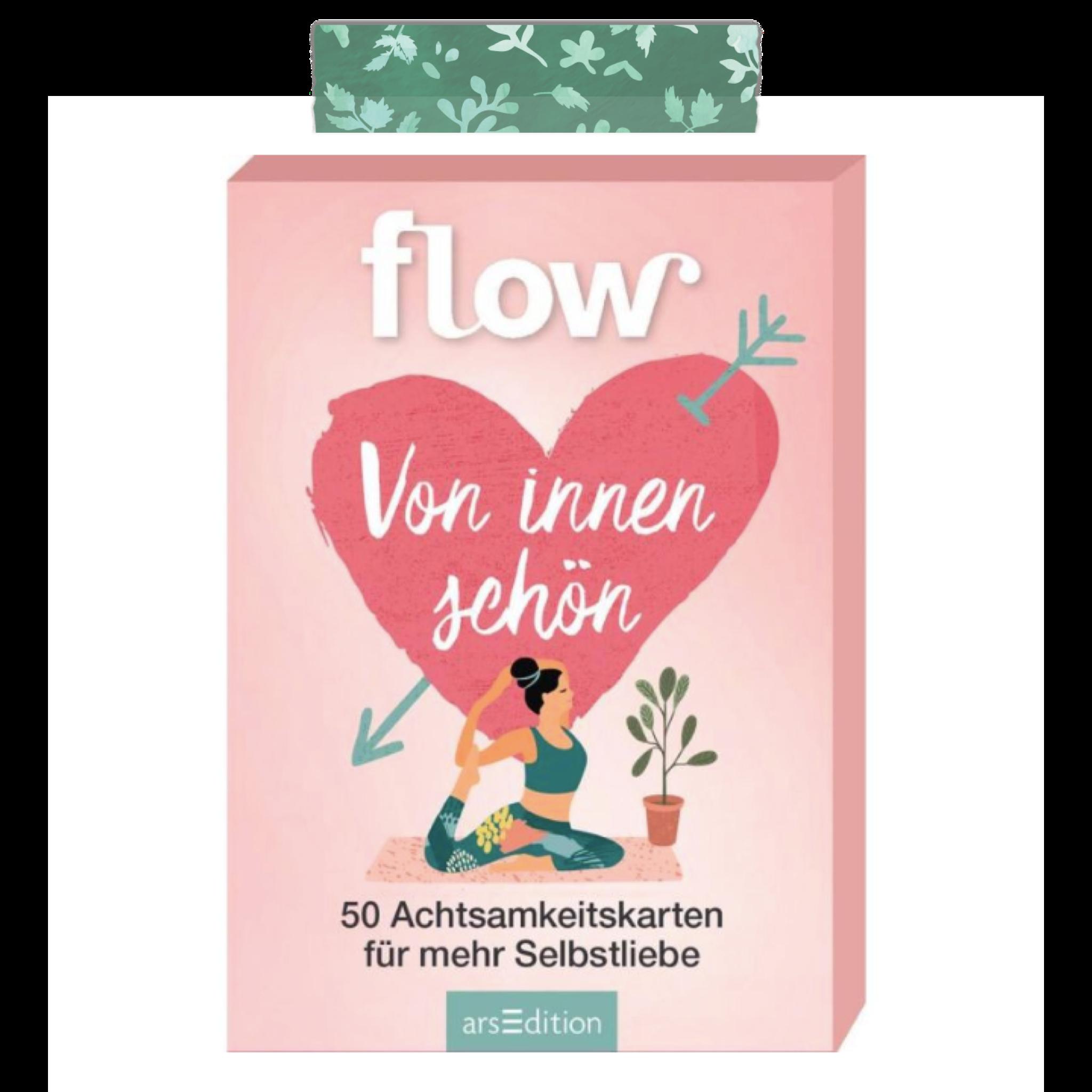 """Flow Kartenbox """"Von innen schön"""""""