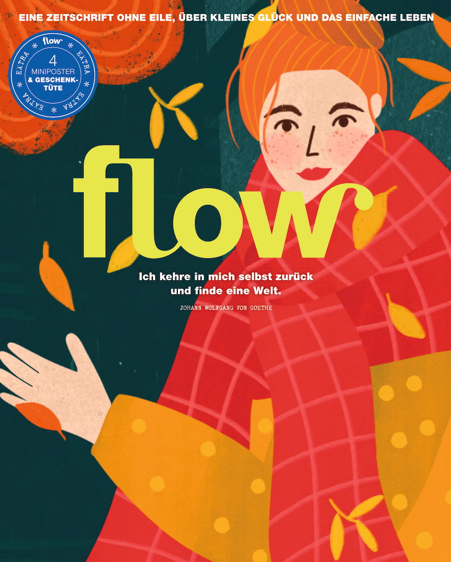 flow 2021/08 Cover